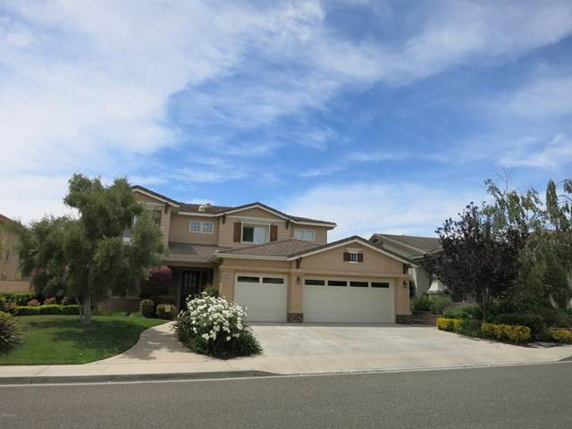 677 Via Carro, Newbury Park, CA 91320 (#220006945) :: Berkshire Hathaway HomeServices California Properties