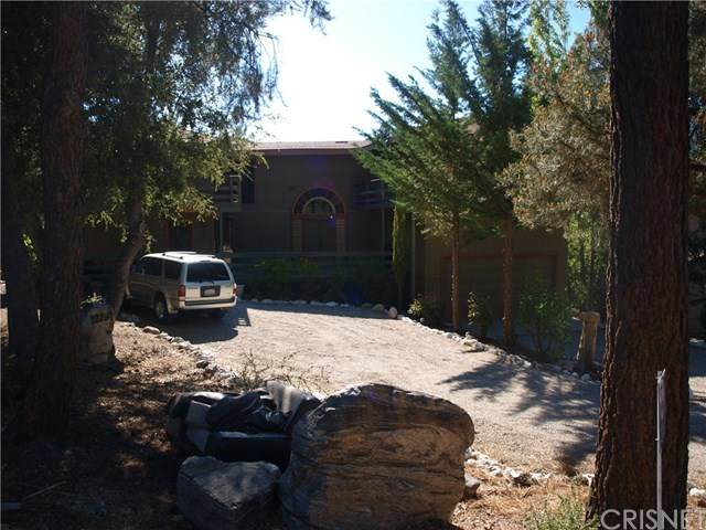 2229 Maplewood Way, Pine Mtn Club, CA 93222 (#SR20130213) :: Randy Plaice and Associates