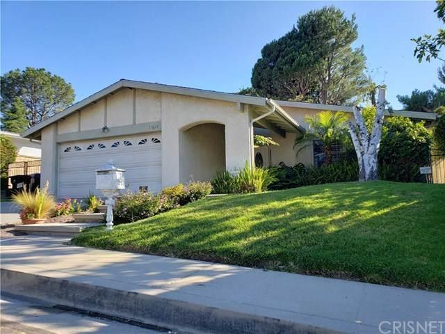 11617 Lyster Avenue, Porter Ranch, CA 91326 (#SR20130865) :: Randy Plaice and Associates