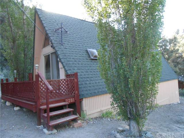 2201 Glacier Drive, Pine Mtn Club, CA 93222 (#SR20130898) :: Randy Plaice and Associates