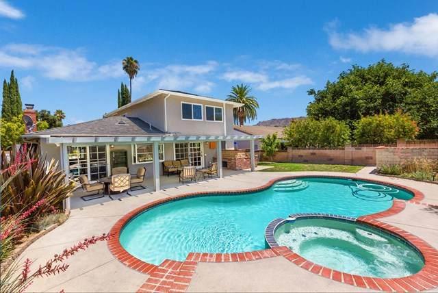 5893 Wheelhouse Lane, Agoura Hills, CA 91301 (#220006974) :: Randy Plaice and Associates