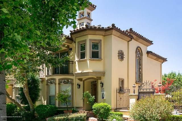 457 S Marengo Avenue #17, Pasadena, CA 91104 (#820002536) :: The Suarez Team