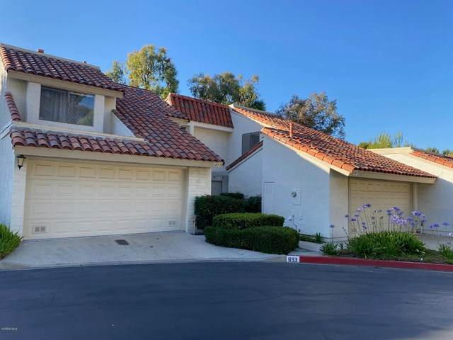 647 Blue Oak Avenue, Newbury Park, CA 91320 (#220006978) :: SG Associates