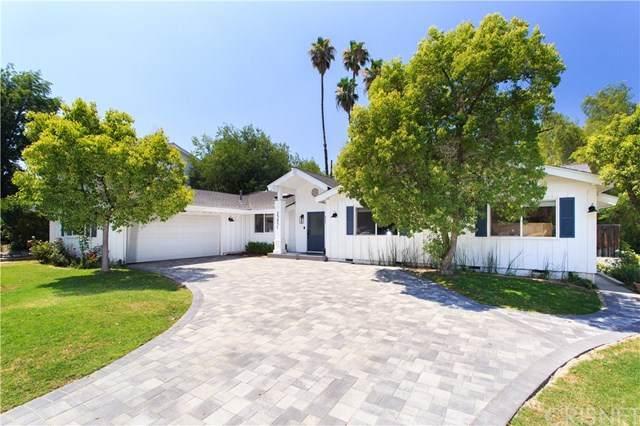 23931 Nomar Street, Woodland Hills, CA 91367 (#SR20131066) :: Randy Plaice and Associates