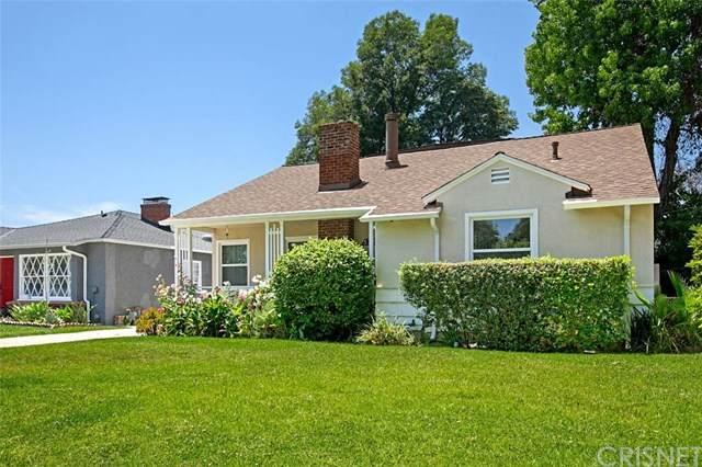 5727 Colbath Avenue, Valley Glen, CA 91401 (#SR20131884) :: Randy Plaice and Associates