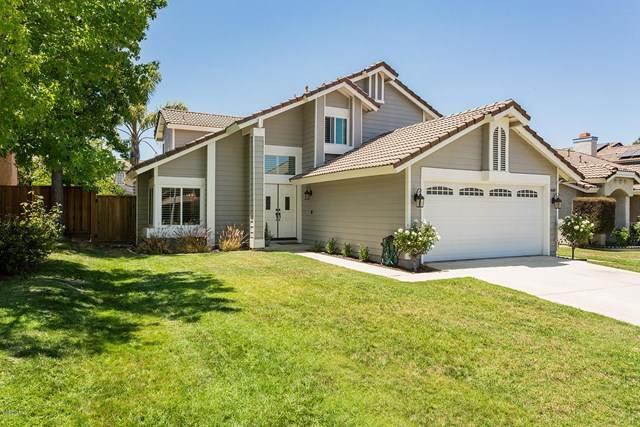 449 Lazy Brook Court, Simi Valley, CA 93065 (#220007026) :: Randy Plaice and Associates