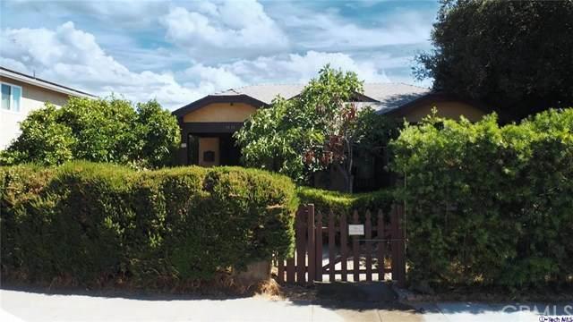 1412 E Maple Street, Glendale, CA 91205 (#320002241) :: Randy Plaice and Associates