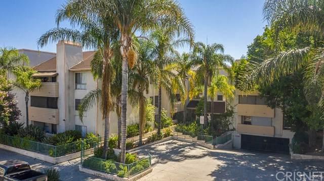 7640 Oso Avenue #311, Winnetka, CA 91306 (#SR20132181) :: Randy Plaice and Associates