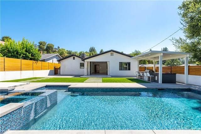 21641 Mulholland Drive, Woodland Hills, CA 91364 (#SR20131488) :: Randy Plaice and Associates