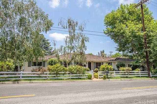 5281 Woodlake Avenue, Woodland Hills, CA 91367 (#SR20132215) :: Randy Plaice and Associates