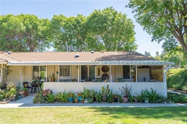 26817 Avenue Of The Oaks B, Newhall, CA 91321 (#SR20132417) :: Randy Plaice and Associates