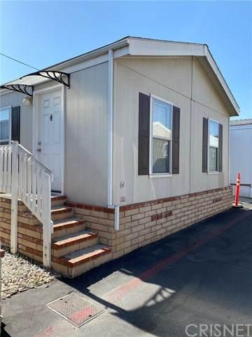 7560 Woodman Pl #64, Van Nuys, CA 91405 (#SR20132794) :: Randy Plaice and Associates