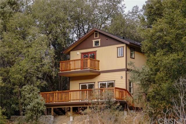 2301 Woodland Drive, Pine Mtn Club, CA 93222 (#SR20131686) :: Randy Plaice and Associates