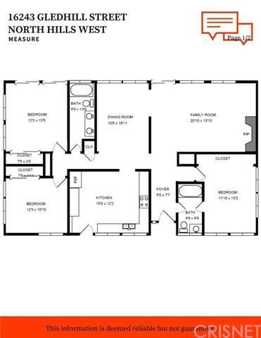 16243 Gledhill Street, North Hills, CA 91343 (#SR20131631) :: Randy Plaice and Associates