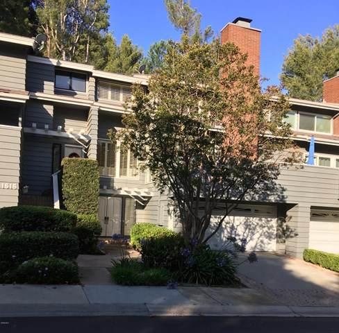 1519 N View Drive, Westlake Village, CA 91362 (#220007076) :: Randy Plaice and Associates