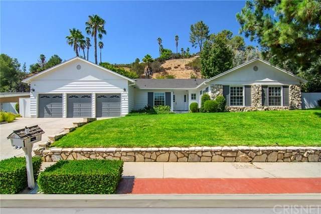 4652 Arriba Drive, Tarzana, CA 91356 (#SR20133259) :: Randy Plaice and Associates