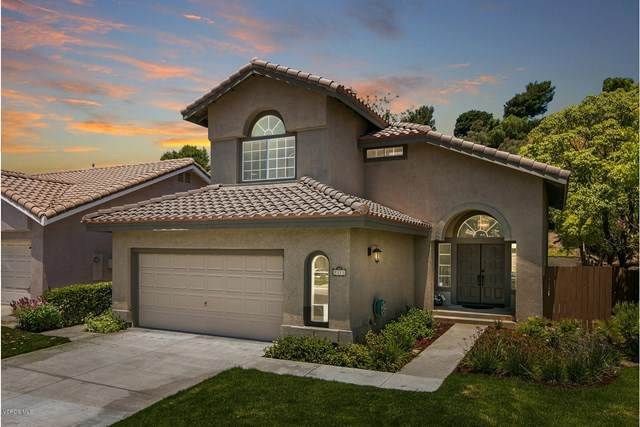 5313 Buena Mesa Court, Camarillo, CA 93012 (#220007090) :: SG Associates