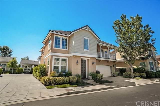 26935 Cape Cod Drive, Valencia, CA 91355 (#SR20133165) :: HomeBased Realty