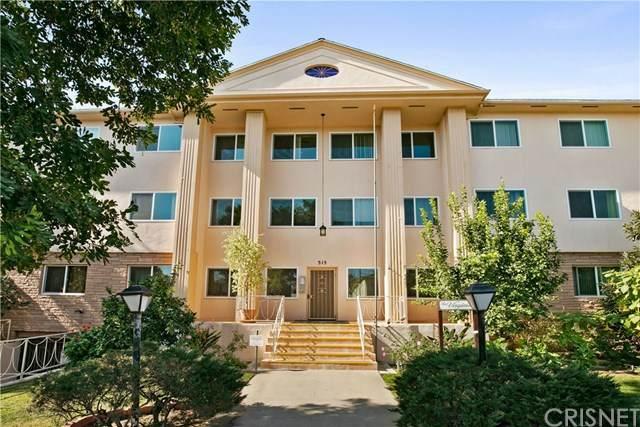 315 N Louise Street #211, Glendale, CA 91206 (#SR20133585) :: Randy Plaice and Associates