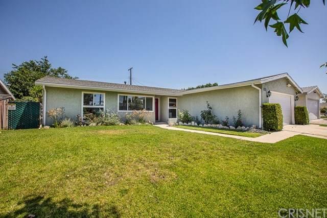 16655 Citronia Street, Northridge, CA 91343 (#SR20129274) :: Randy Plaice and Associates