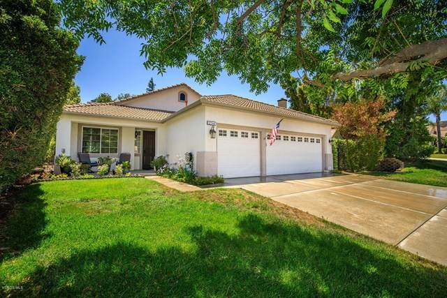 254 Cliffwood Drive, Simi Valley, CA 93065 (#220007115) :: Randy Plaice and Associates