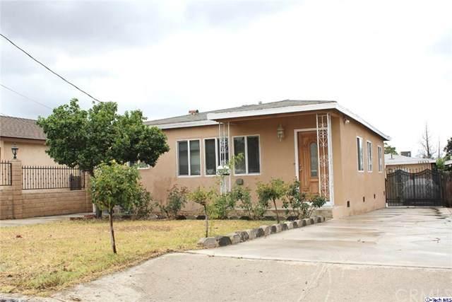 10651 Rhodesia Avenue, Sunland, CA 91040 (#320002302) :: SG Associates