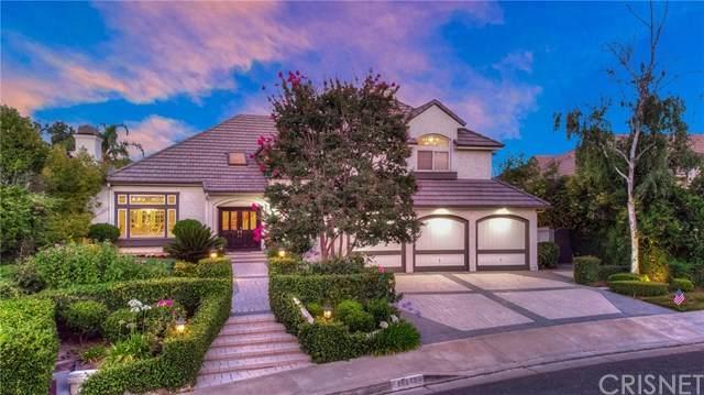 26240 Park View Road, Valencia, CA 91355 (#SR20134014) :: HomeBased Realty