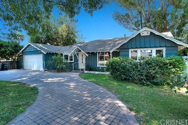8126 Hatillo Avenue, Winnetka, CA 91306 (#SR20134879) :: Randy Plaice and Associates