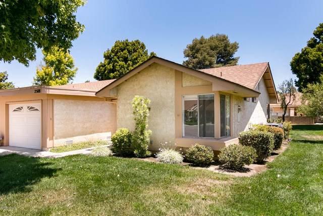 25118 Village 25, Camarillo, CA 93012 (#220007171) :: TruLine Realty