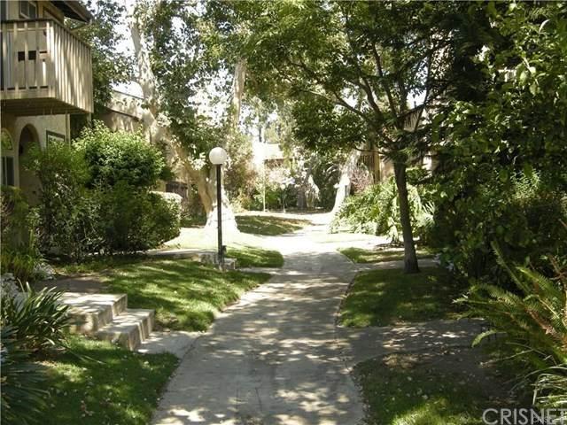 6740 Encino Avenue #2, Van Nuys, CA 91406 (#SR20135378) :: Randy Plaice and Associates