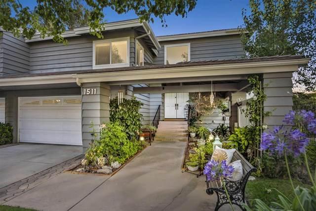 1511 N View Drive, Westlake Village, CA 91362 (#220007166) :: Randy Plaice and Associates