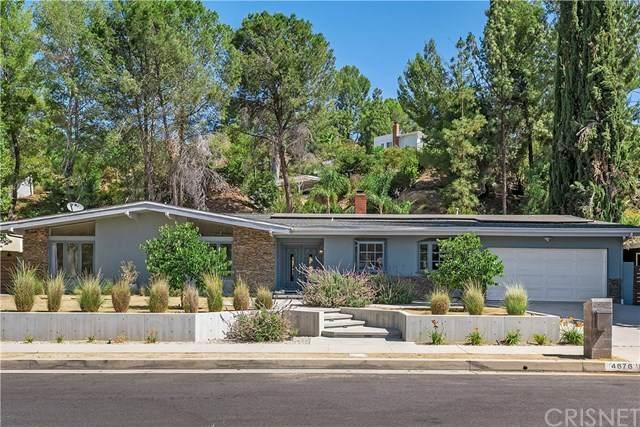 4676 Arriba Drive, Tarzana, CA 91356 (#SR20131578) :: Randy Plaice and Associates