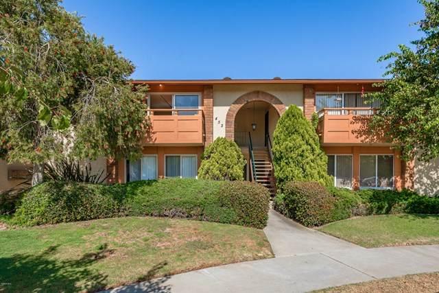452 Linfield Place C, Goleta, CA 93117 (#220007203) :: Randy Plaice and Associates