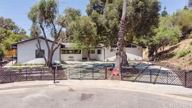 4648 Cerro Verde Place, Tarzana, CA 91356 (#SR20135538) :: Randy Plaice and Associates