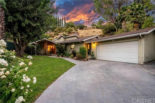 17039 Cotter Place, Encino, CA 91436 (#SR20132973) :: Randy Plaice and Associates