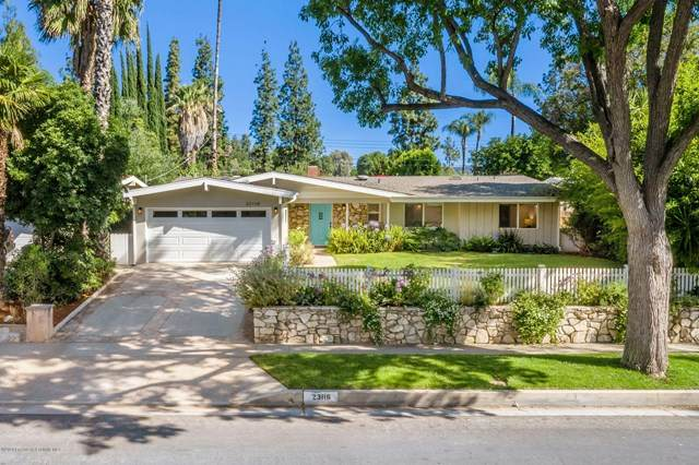 23116 Gainford Street, Woodland Hills, CA 91364 (#820002650) :: Randy Plaice and Associates