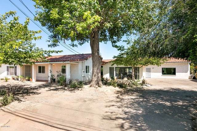 400 Gorham Road, Ojai, CA 93023 (#220007224) :: Randy Plaice and Associates