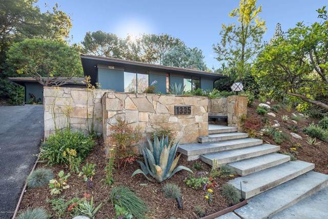1335 Carnarvon Drive, Pasadena, CA 91103 (#820002646) :: Randy Plaice and Associates