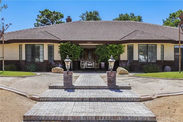 43935 Clark Court, Lancaster, CA 93536 (#SR20136195) :: SG Associates