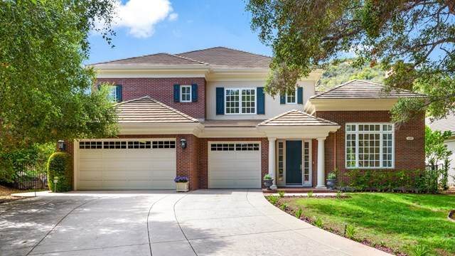 185 Lake Sherwood Drive, Westlake Village, CA 91361 (#220007259) :: SG Associates