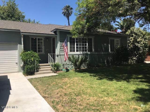 2135 N Lamer Street, Burbank, CA 91504 (#220007271) :: SG Associates