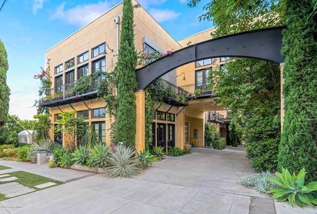 64 E Montecito Avenue, Sierra Madre, CA 91024 (#820002675) :: SG Associates