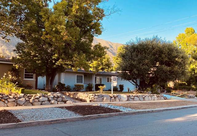 2387 Glen Canyon Road, Altadena, CA 91001 (#820002677) :: Randy Plaice and Associates
