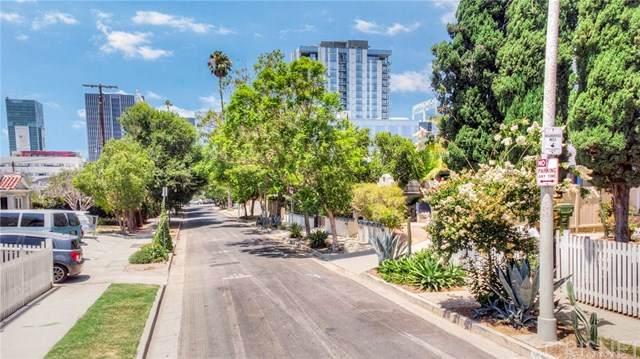 6067 Harold Way, Hollywood, CA 90028 (#SR20135770) :: Randy Plaice and Associates