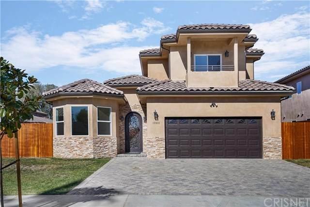 13539 Hart Street, Valley Glen, CA 91405 (#SR20139268) :: Randy Plaice and Associates