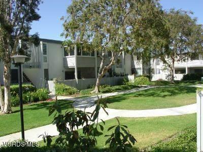 3700 Dean Drive #1008, Ventura, CA 93003 (#V0-220007384) :: HomeBased Realty