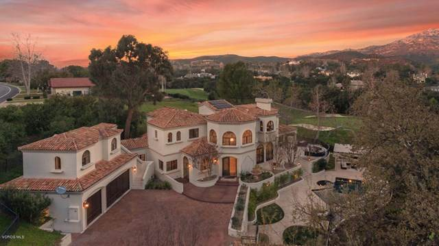 5145 Lakeview Canyon Road, Westlake Village, CA 91362 (#220007392) :: SG Associates