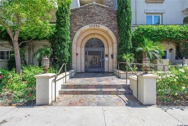 15206 Burbank Boulevard #114, Sherman Oaks, CA 91411 (#320002374) :: Randy Plaice and Associates