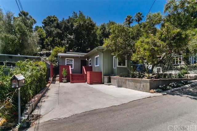 8526 Walnut Drive N, Los Angeles, CA 90046 (#SR20139231) :: Randy Plaice and Associates