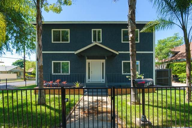 817 N Euclid Avenue, Pasadena, CA 91104 (#820002732) :: The Parsons Team